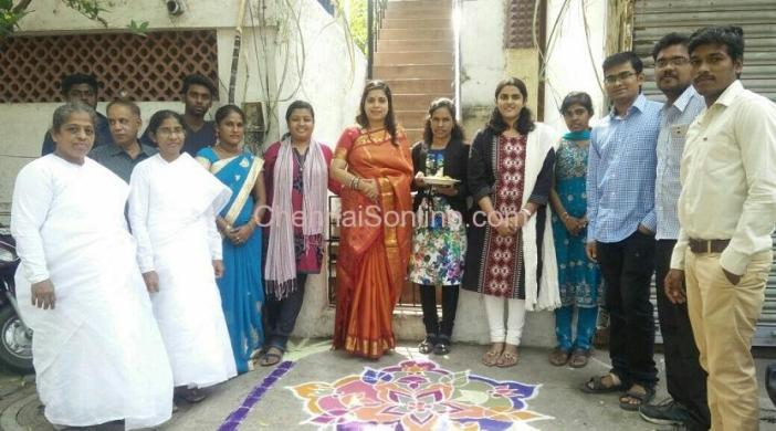 THE IMMACULATE Pongal celebrations 2017