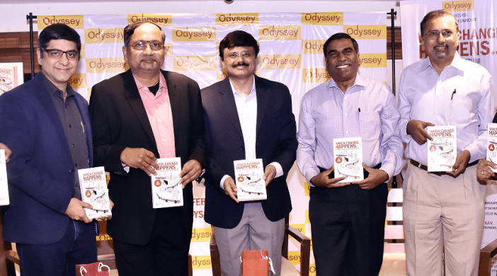 When Change Happens book launched at Adyar