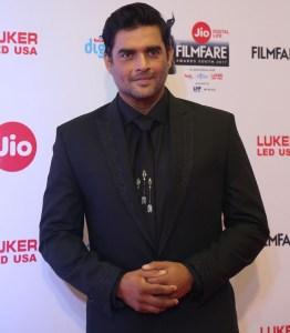 Actor R Madhavan