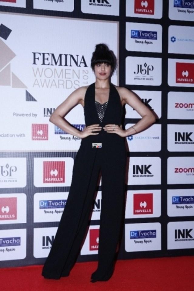Adah Sharma at Femina Women's Award 2017