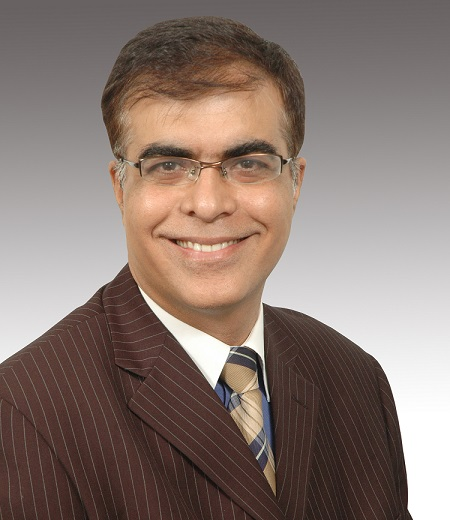 Rajeev Chaba, President and Managing Director, MG Motor India