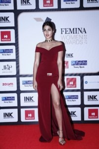 Rhea Chakraborty Femina Women's Award 2017