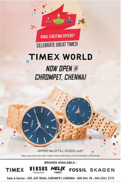 Timex Chrompet