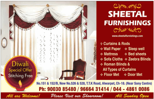 Sheetal furnishings