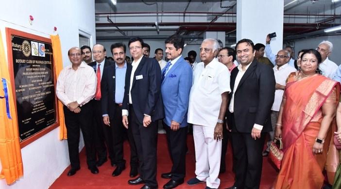 BoneBank Inauguration Adyar