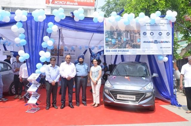 Hyundai Motor India organizes 'Mega Experience Service Camp