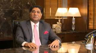 R. Aqeel Ahmed, Chairman for Council for Leather Exports