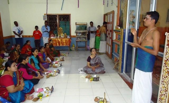 Samashti Sri Sai Gubera Lakshmi Pooja