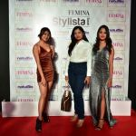 Guests at Femina Stylista South 2020 in Bengaluru
