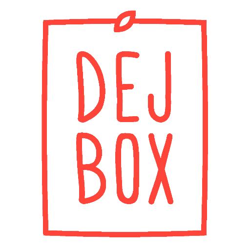 Parrainage Dejbox - code TE44R