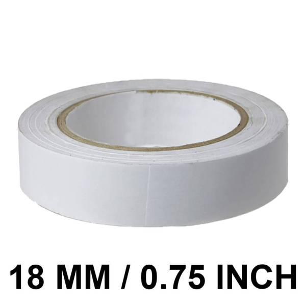 """Double Side Tissue Tape - 18mm / 0.75"""" Width"""