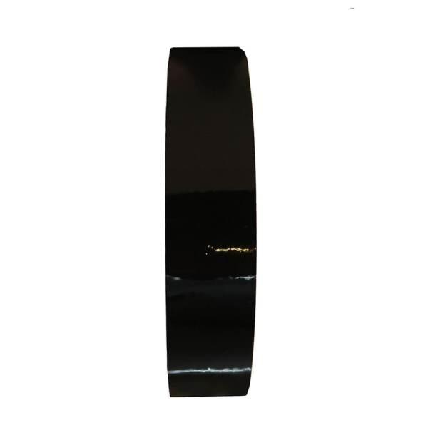 """Black Color Tape - 12mm / 0.5"""" Width"""