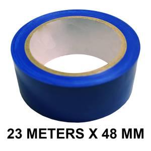 """Blue Floor Marking Tape - 48mm / 02"""" Width"""