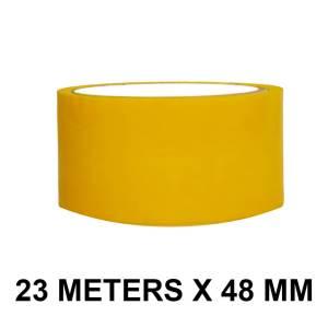 """Yellow Floor Marking Tape - 48mm / 02"""" Width"""