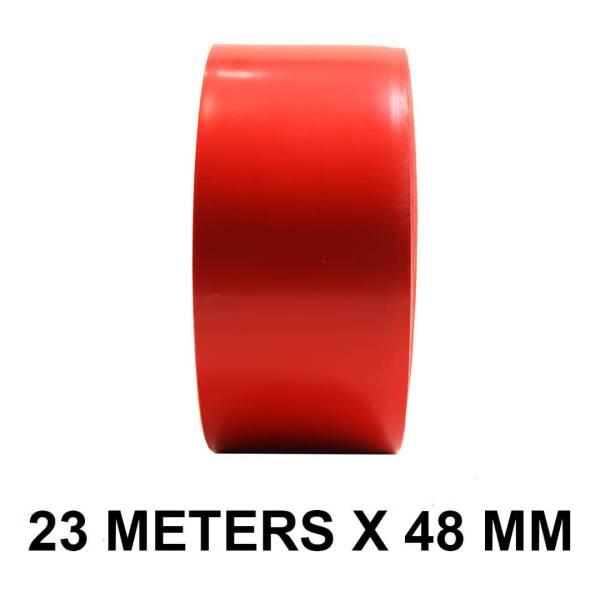 """Red Floor Marking Tape - 48mm / 02"""" Width"""