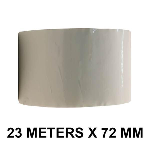"White Floor Marking Tape - 72mm / 03"" Width"