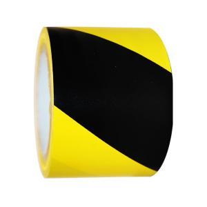 Black & Yellow Floor Marking Tape