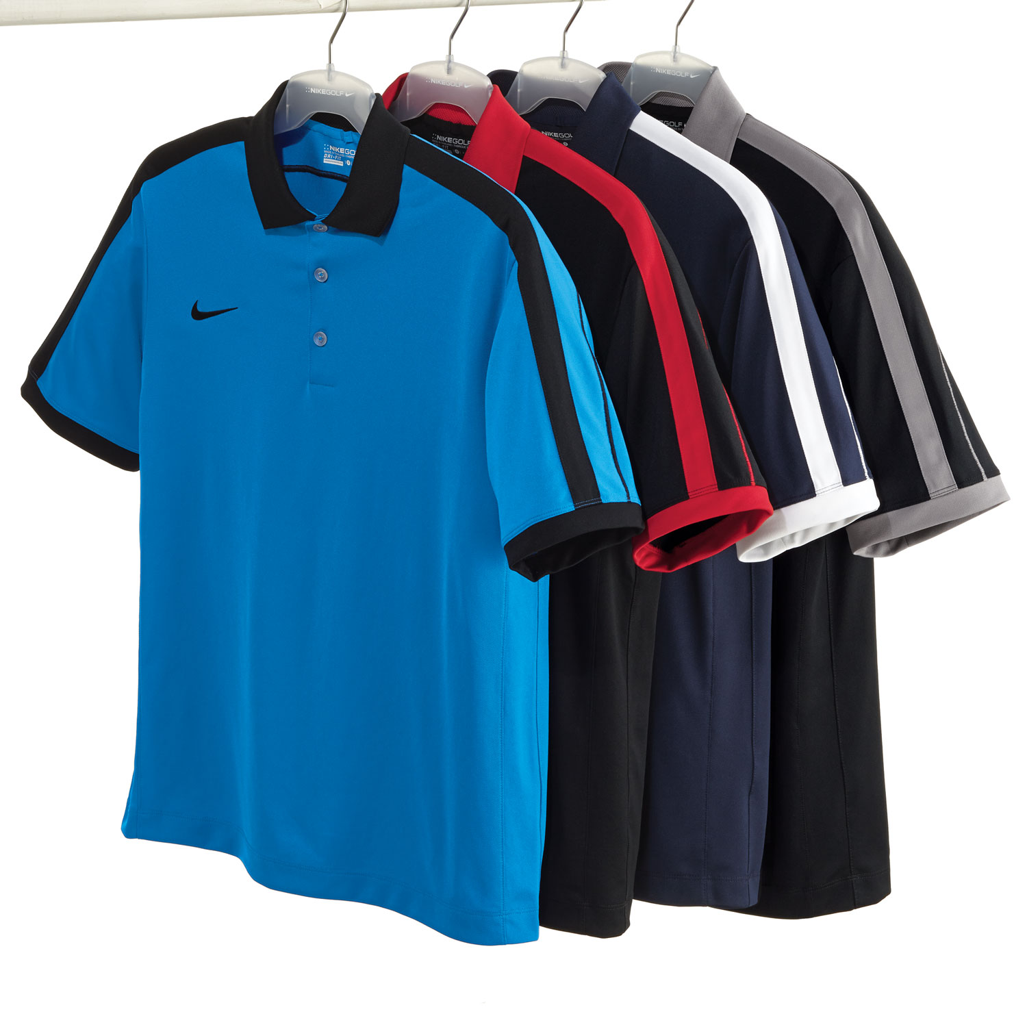 Nike Golf Contrast Two Tone color Men's Dri-FIT N98 Polo