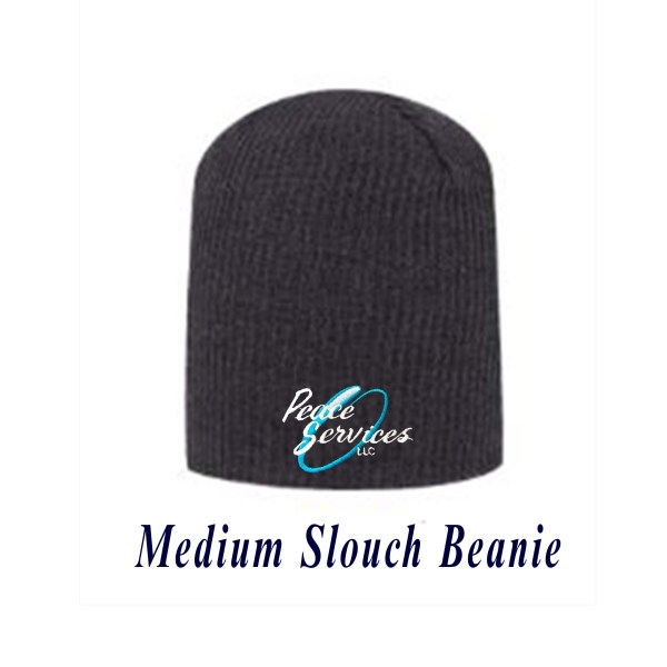Slouch knit Beanie