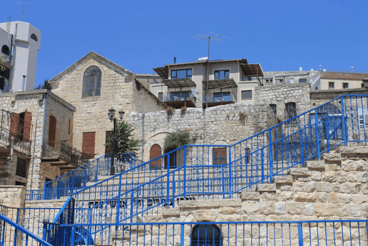 tzfat-blue-favorite
