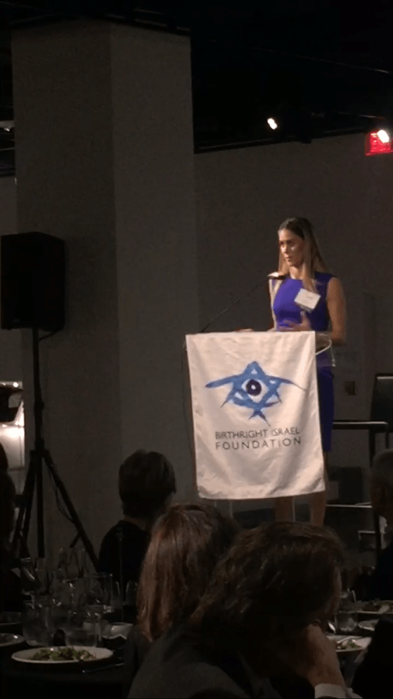 fundraiser-speech-birthright