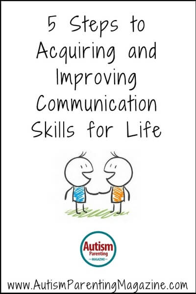 5 Steps to Acquiring and Improving Communication Skills