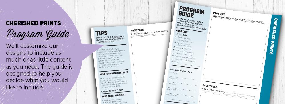 Program Guide Banner