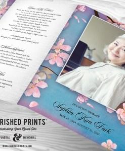 Celebration of Life Programs & Folders