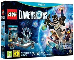 Lego dimensions starter pack Wii U