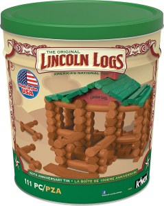 Lincoln Logs Building Sets