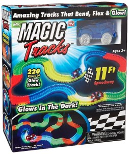 Magic Tracks Glowing Race Tracks