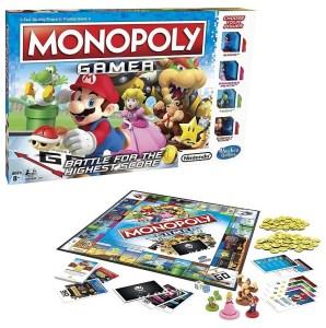 Monopoly Gamer-fun family board games