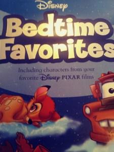 Disney Bedtime Story Books