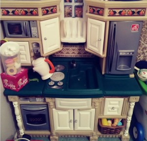 Kids kitchen play sets