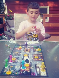 Clue Junior Board Game