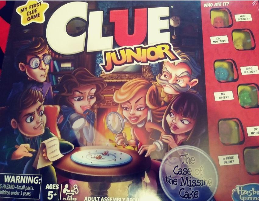 Clue Junior