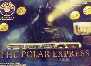 Lionel Polar Express Train