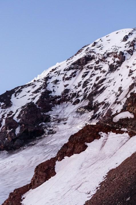 Lava and Lyman Glacier