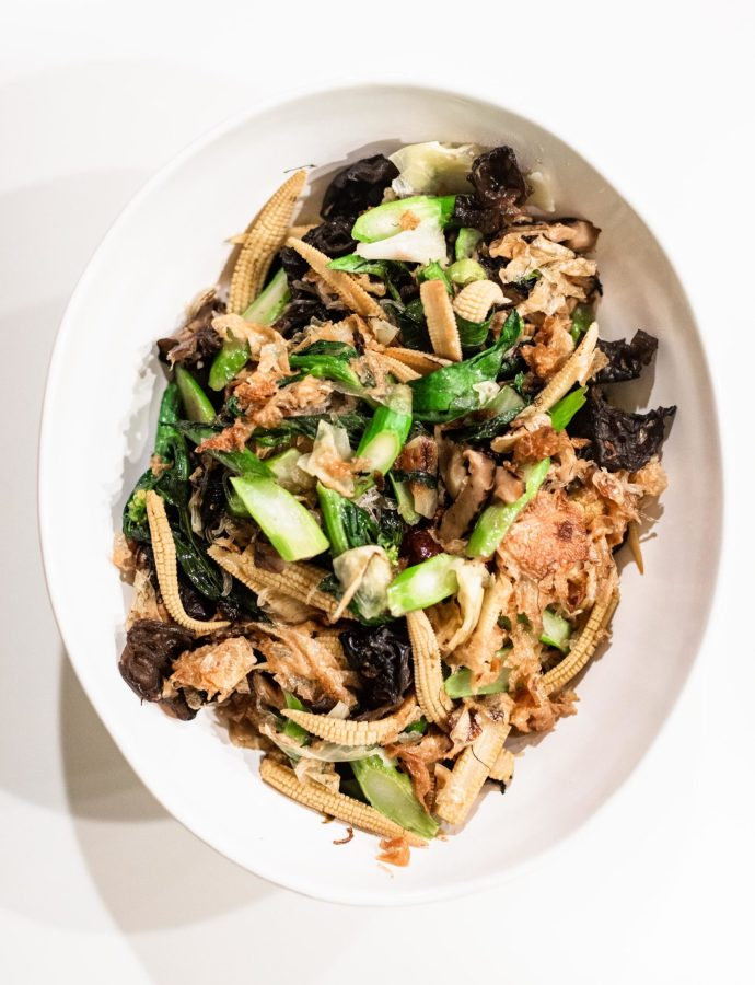 Jai (齋) Vegetable Dish