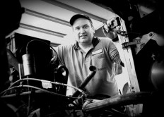 Shop Manager, Donnie Owle