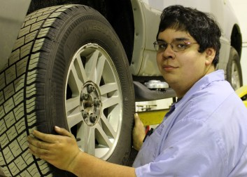 Our On the Job Training program employs High School students throughout the Summer.