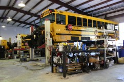 Our lifts can handle cars, trucks, buses and RVs.