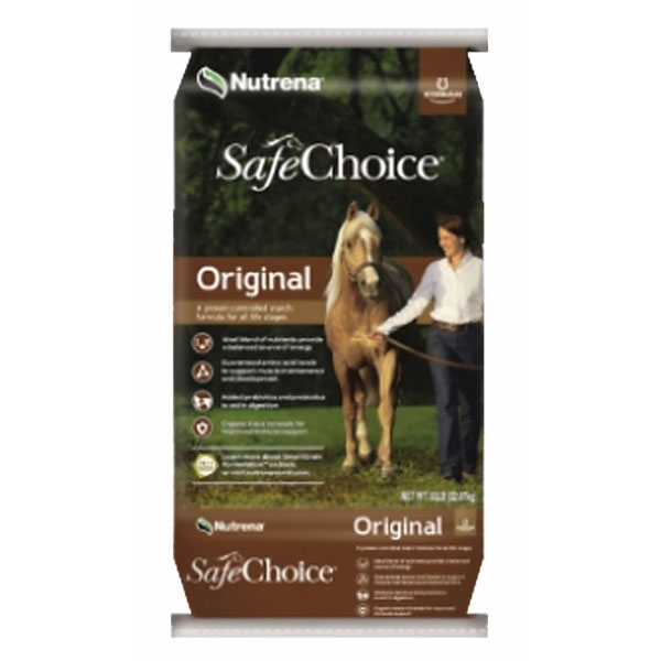 Nutrena Horse Feeds Cherokee Feed And Seed Ball