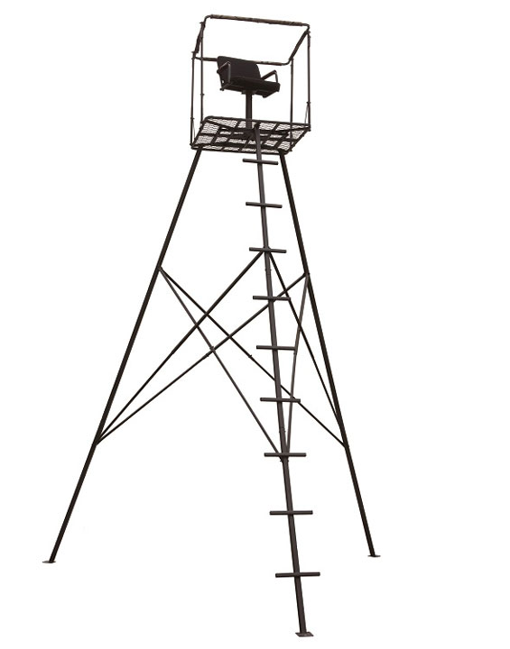 Tree Stands, Climbing Sticks & Hunting Towers for Georgia