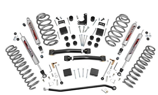 4IN JEEP X-SERIES SUSPENSION LIFT KIT 1999-2004 Jeep Grand