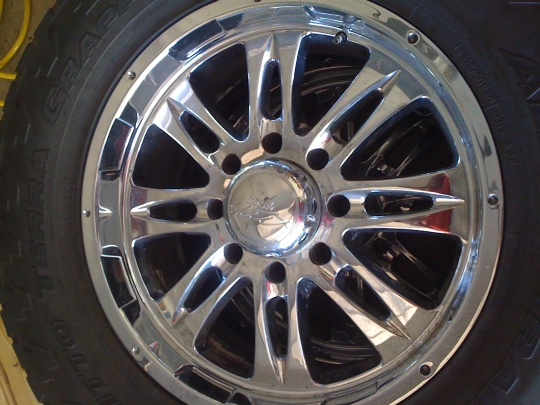 20 Inch Mb Offroad Rims 8 Lug Jeep Cherokee Forum