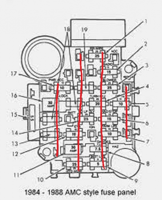 Under Dash Fuse Box 96 Jeep Cherokee : 36 Wiring Diagram