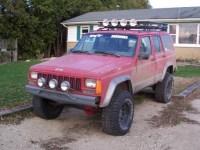 Jeep Grand Cherokee Safari Roof Rack | Car Interior Design