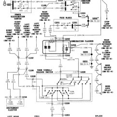 Jeep Wiring Diagram 2002 Mercury Cougar Engine 1948 Jeepster Database Cj2a Turn Signal Schematic Willys