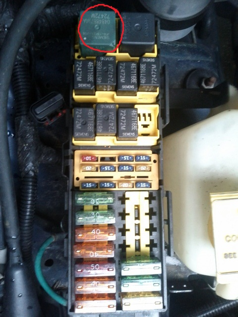 Jeep Grand Cherokee Laredo Fuse Box Ac Clutch Won T Engage Jeep Cherokee Forum
